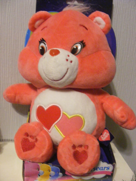 Brand New & Boxed Love-A-Lot Care Bear